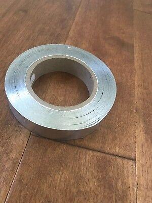 Bron Aerotech Usa Made- Hvac Aluminum Foil Tape 1 X 60 Yds. 3 Mil