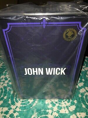 "Mezco One:12 John Wick Chapter 2 Mezco Exclusive Deluxe Edition Figure 6"" 1/12"