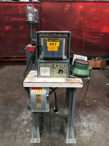 Blue M Box Type Muffle Furnace Model M15-2A Workstation