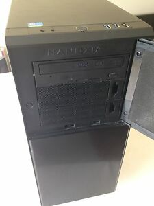 NANOXIA DEEP SILENCE 3 DESKTOP GAMING CASE Modbury Heights Tea Tree Gully Area Preview
