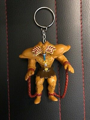 YuGiOh Figure Hanger Keychain Series 1 Exodia the Forbidden One
