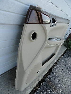Used 2007 Chevrolet Impala Interior Door Panels And Parts For Sale
