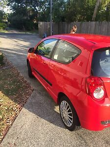 2009 Holden Barina TK Hatchback Capalaba West Brisbane South East Preview