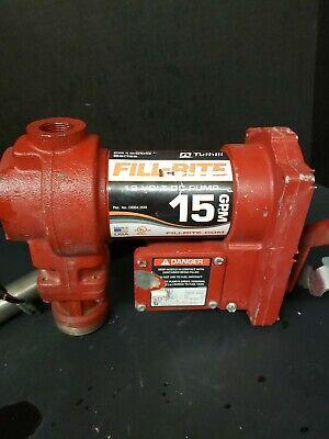 Tuthill Fill Rite Heavy Duty Fuel Transfer Pump 15gpm 12 Volt