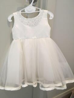 Brand new with tags flower girl / Baptism dress