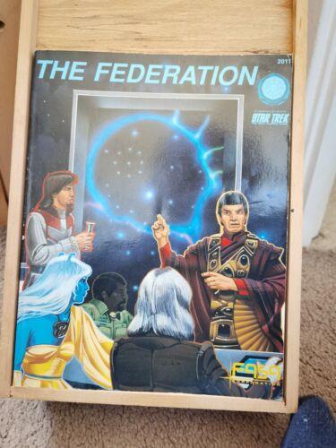 Star Trek RPG  :- The Federation