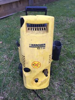 Karcher power washer spare or repairs