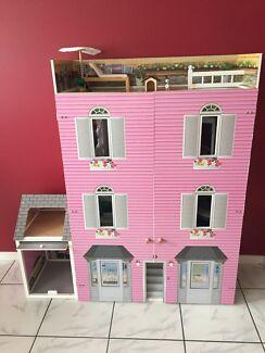 Barbie House Toys Indoor Gumtree Australia Newcastle Area