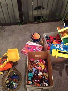 mostly new,moving sale ,toys