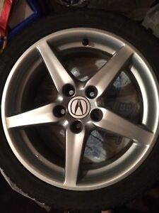 Acura Rsx Type S Buy Or Sell Used Or New Car Parts Tires Rims - Acura rsx type s wheels