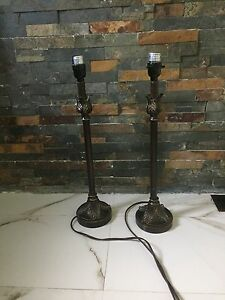 Pair of reading lamps for sale
