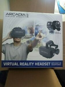 Arcadia 360 Pro Series Virtual Reality Headset (2 Pack) - Brand New in Box
