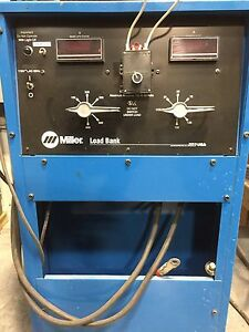 Miller Welder Load Bank with oscilloscope  London Ontario image 1