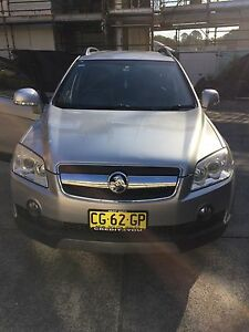 "Holden captive 2008""7seater"" Ashfield Ashfield Area Preview"
