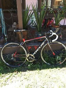Focus Cayo Full Carbon Road bike