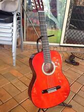 Valencia Guitar Burpengary Caboolture Area Preview