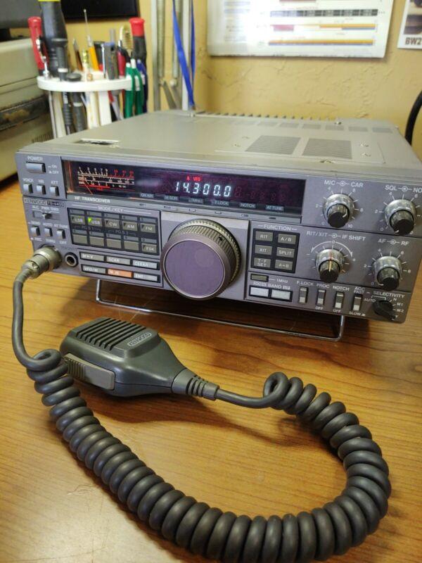 Kenwood Ts 440 S Hf Transceiver