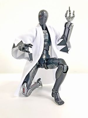 FIGLot 1//12 Japanese Style Cloth Robe for Figma SHF figures Blue MY-SG-B