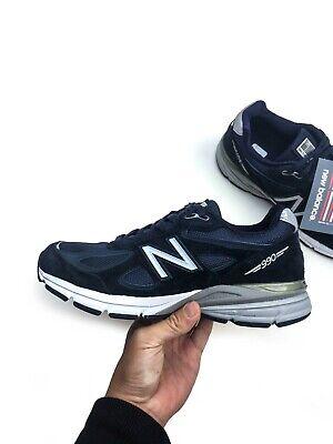 Brand New New balance 990NV4 990V4 NAVY UK10