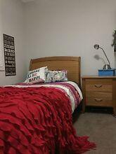 Wooden Bedroom Suite - Excellent Condition Belmont Lake Macquarie Area Preview
