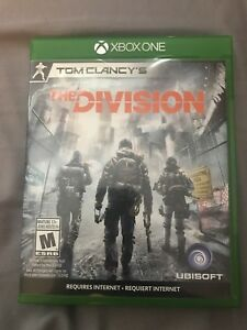 The division (Xbox one game)