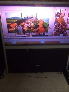 "50"" Toshiba HD Projection Tv"