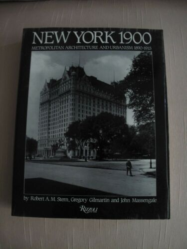 New York 1900 Book
