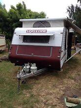 Caravan pop top Birdwood Adelaide Hills Preview