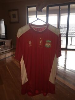 Liverpool top Brand new