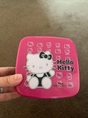 Hello Kitty Lunchbox/storage Box
