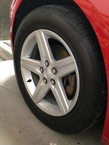 Mag Camaro BFGoodrich Toyo 245/55/18