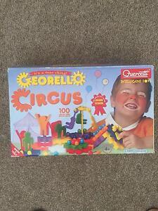Georello Circus educational toy Glen Iris Boroondara Area Preview