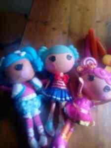 Large la la loopsy dolls Cranbourne Casey Area Preview