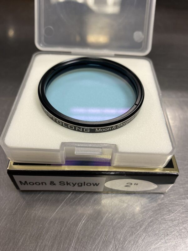 "OPTOLONG Moon & Skyglow Filter 2"""