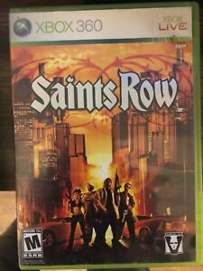 Saints Row 1 / Xbox One Compatable