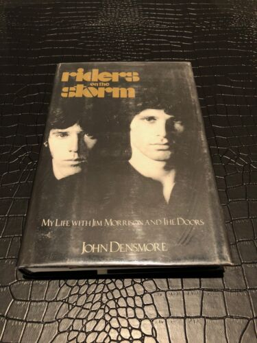 Riders on the Storm by John Densmore (Signed, 1st Edition)
