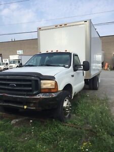 1999 Ford 550