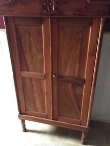 Old cabinet $200