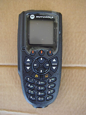 New Motorola Xtl5000 Apx7500 O3 Hhch Control Head Front Housing Kit Pmhn4082a