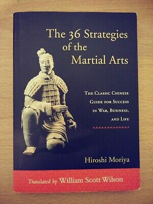 The 36 Strategies of the Martial Arts : The Classic Chinese Guide for Success in, used for sale  Bronx
