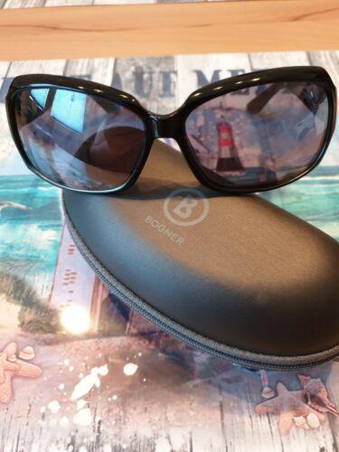 ►►BOGNER Damen- Sonnenbrille mit Etui * guter Zustand**