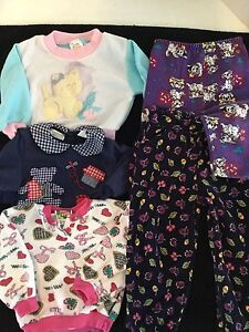 Girls 'Size 12 Months' Clothes & Sleepers!!