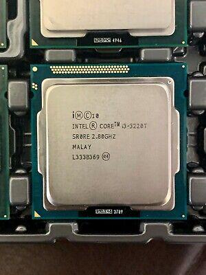 2.80 GHz NEW RETAIL BOX Intel BX80637I33220T SR0RE Core i3-3220T 3M Cache