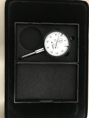 Brown And Sharpe 01489022 Valueline Dial Indicator In Box