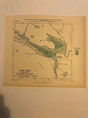 Loch Stack - Laxford Basin (27 X 24cm)