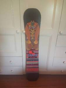 2015 capita horrorscope 149 snowboard Hamilton Newcastle Area Preview