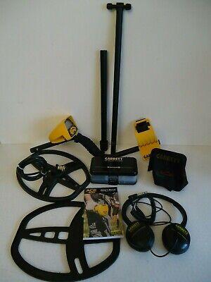 Garrett Ace 400i Metal Detector And Extras...