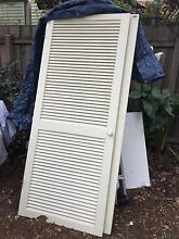 2 x cupboard doors Flemington Melbourne City Preview