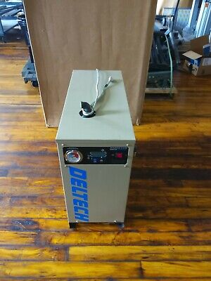 Deltech Refrigerated Comprssed Air Dryer Model Ht25 Pre-owned
