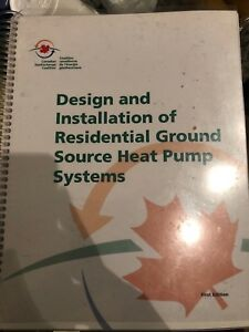 Design and Installation of residential Ground Source Heat Pump S